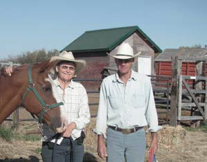 Whyleys Guest Ranch Hosts